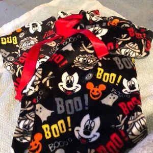Halloween Mickey pjs pants